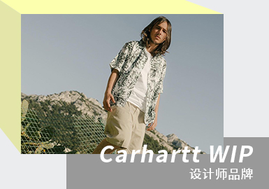 Comfortable Outdoor --The Analysis of Carhartt WIP The Menswear Designer Brand