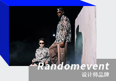 Fitted Editing -- The Analysis of Randomevent The Menswear Designer Brand