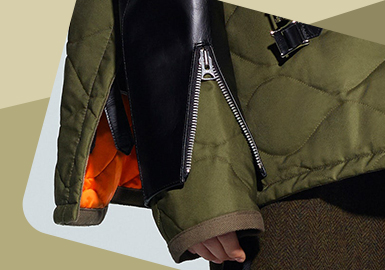 Diverse Detail -- The Craft Trend for Men's Puffa Jacket