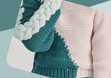 Focus on the Knitting Skill -- The Craft Trend for Kids' Knitwear