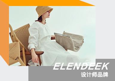 Elegant Lifestyle -- The Analysis of ELENDEEK The Womenswear Designer Brand
