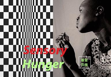 Sensory Hunger -- The A/W 22/23 Theme Trend