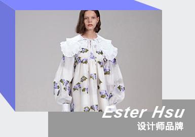 The Star of Hope -- The Analysis of Ester Hsu The Womenswear Designer Brand