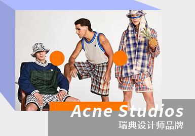 Scandi Fashion -- The Analysis of Acne Studios The Menswear Designer Brand