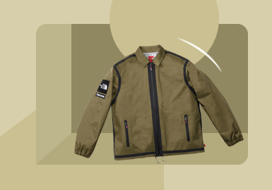 Light Protection -- The Silhouette Trend for Sport Jacket
