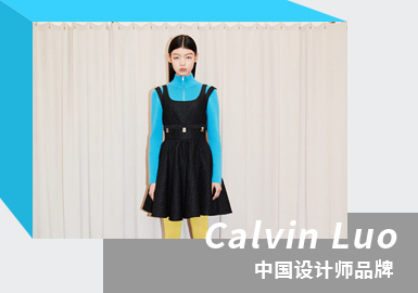 Blurred Boundary -- The Analysis of Calvin Luo The Womenswear Designer Brand