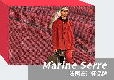 Future Ecology -- The Analysis of Marine Serre The Menswear Designer Brand