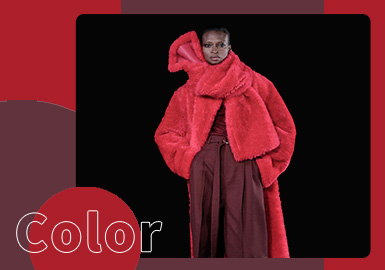 Two-color Minimalism -- The Color Trend for Womenswear