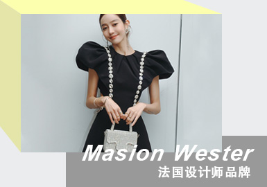 Social Celebrity -- The Analysis of Masion Wester The Womenswear Designer Brand