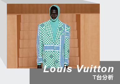 Amen Break -- The Menswear Runway Analysis of Louis Vuitton