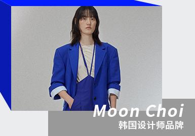 Genderless Tailoring -- The Analysis of Moon Choi The Womenswear Designer Brand