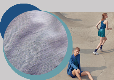 The Campaign for Wool -- The Athletic Fabric Trend for Menswear and Womenswear(Part One)