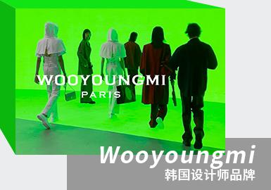 Genderless Shared Wardrobe -- The Analysis of Wooyoungmi The Womenswear Designer Brand