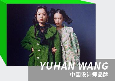 Pine Will Be Greener in Winter --  The Analysis of YUHAN WANG The Womenswear Designer Brand