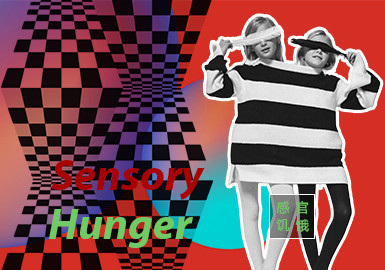 Sensory Hunger -- The Theme Trend for A/W 22/23 Kidswear