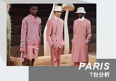 S/S 2022 Paris Menswear Fashion Week -- Brand Recommendation(Part One)