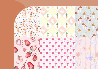 Sweet & Fresh -- The Pattern Trend for Women's Briefs