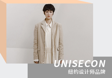 Modern Cotton-linen -- The Analysis of UNISECON The Womenswear Designer Brand