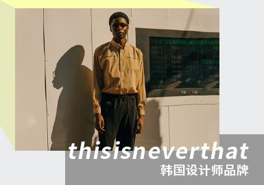 Retro Korean Fashion -- The Analysis of THISISNEVERTHAT The Menswear Designer Brand