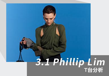 Resilient Femininity -- The Womenswear Runway Analysis of 3.1 Phillip Lim
