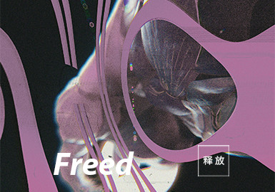 Freed -- The Pattern Trend for A/W 22/23 Theme
