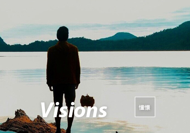 Visions -- The Fabric Trend for A/W 22/23 Menswear Theme