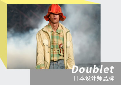 Back to Our Childhood -- The Analysis of Doublet The Menswear Designer Brand