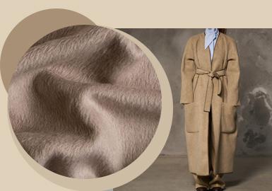 The Fabric Trend for Women's Woolen Coat