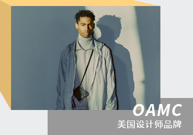 The Paintings of the World--The Analysis of OAMC Menswear Designer Brand
