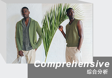 The Comprehensive Analysis of Mens' Knitwear Runway -- Color