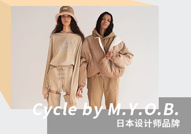 Skin Ship -- The Analysis of Cycle by M.Y.O.B. The Womenswear Designer Brand