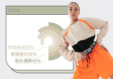 Athletic Sweatshirt -- The Quarter TOP Ranking of Menswear & Womenswear