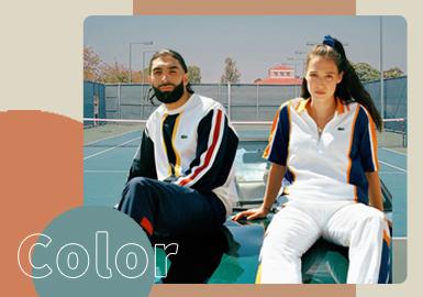 Retro New Sport -- The Color Trend for S/S 2023 Sportswear