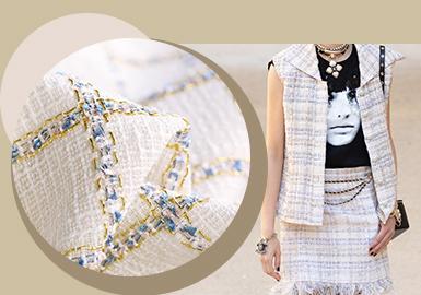 Fantastic Tweed -- A/W 22/23 Fabric Trend