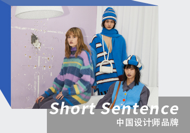 Enclose -- The Analysis of Short Sentence The Womenswear Designer Brand