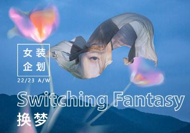 Switching Fantasy -- The Design Development of Womenswear Theme