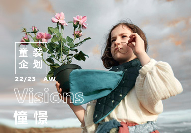 Visions -- The Design Development of Kidswear
