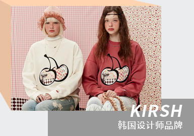 Be a Cherry with Attitude -- The Analysis of KIRSH The Womenswear Designer Brand