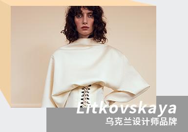 Fashion Diva -- The Analysis of LITKOVSKAYA The Womenswear Designer Brand