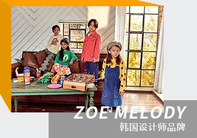 Colorful Autumn -- ZOE MELODY The Korean Kidswear Designer Brand