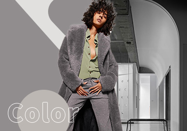 Gull -- The Color Trend for Women's Fur