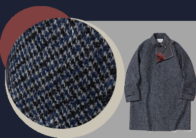 Warmth & Protection -- The Fabric Trend for Men's Woolen Coat