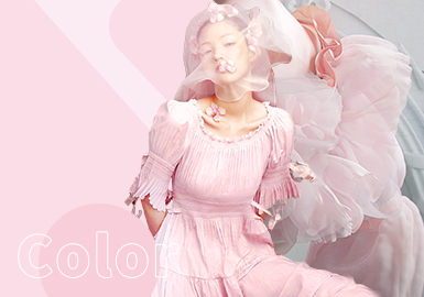 Mauve Morn -- The Color Trend for Womenswear