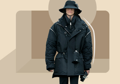 Thermal Performance -- The Silhouette Trend for Men's Puffa Jacket