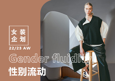Gender Fluidity -- The Design Development of Womenswear