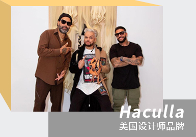 An Art Painting Show -- The Analysis of HACULLA The Menswear Designer Brand