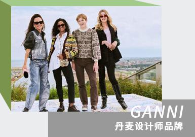 Scandi 2.0 -- GANNI The Womenswear Designer Brand