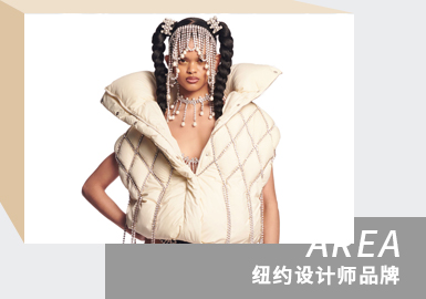 Extravagant Nightclub -- The Analysis of AREA The Womenswear Designer Brand