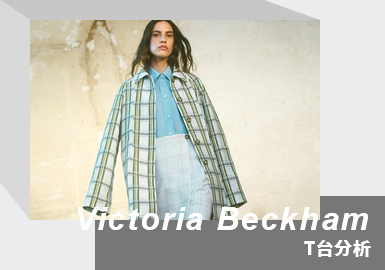 Recreate the Classic -- The Womenswear Runway Analysis of VICTORIA BECKHAM