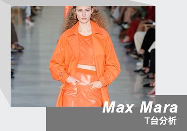 Classic Heritage -- The Womenswear Runway Analysis of Max Mara